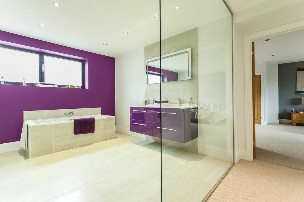 Minimal Bathroom High Wycombe